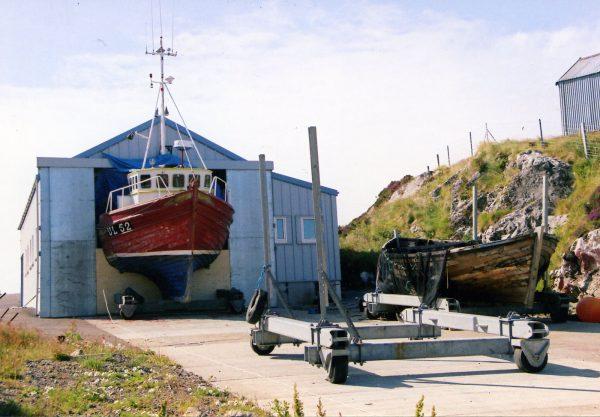 Grimsay Boatshed Trust 1