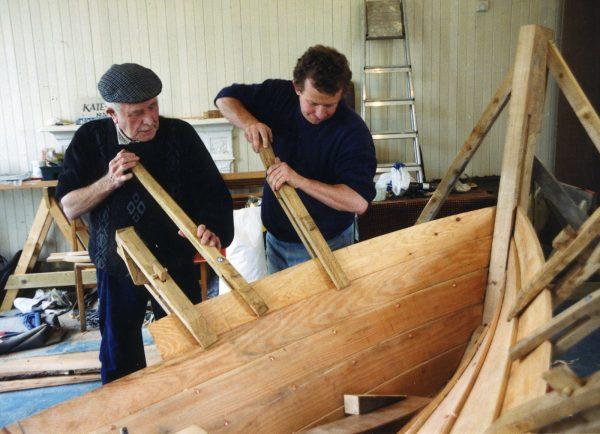 Grimsay Boatshed Trust 2
