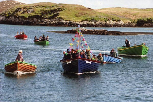 Grimsay Boats